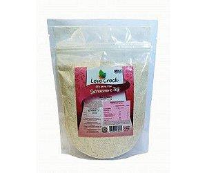 Mix p/ Pão de Sarraceno e Teff Leve Crock 350g
