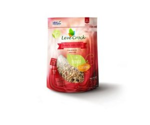 Granola S/ Glúten c/ Quinoa e Castanha Leve Crock 200g