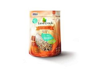 Granola S/ Glúten c/ Amaranto e Coco Leve Crock 200g (Validade 18/06/2018)