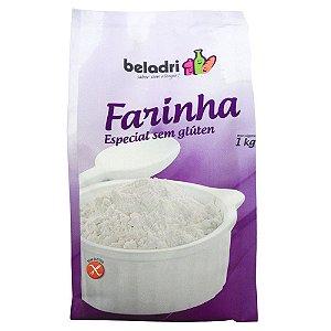 Farinha Especial Sem Glúten Beladri 1Kg