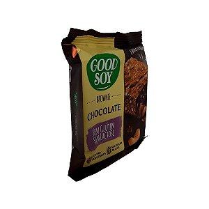Brownie Sabor Chocolate Sem Glúten Good Soy 38g (validade:16/11/2018)