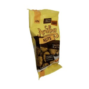 Biscoito Doce de Castanhas e Sementes Nuts Sem Glúten Aruba 30g