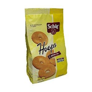 Biscoito Doce Hoops Sem Glúten Schar 200g