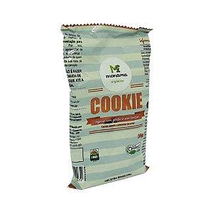 Cookie Orgânico Cacau e Canela Monama 36g