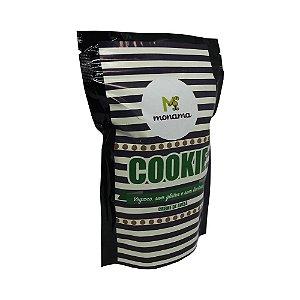 Cookie Orgânico Creme de Avelã Monama 120g