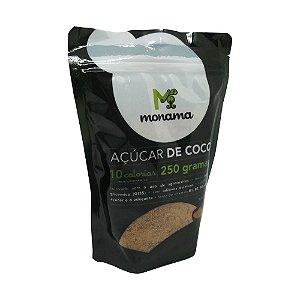 Açúcar de Coco Orgânico Monama 250g