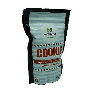 Cookie Orgânico de Cacau e Canela Monama 120g