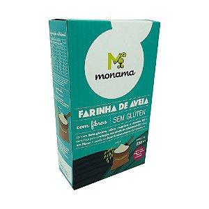 Farinha de Aveia Sem Glúten Monama 220g