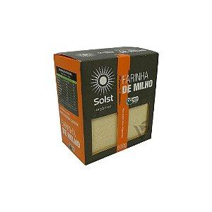 Farinha de Milho Orgânico Solst 500g