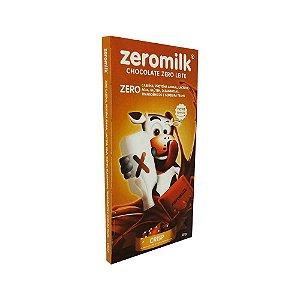 Chocolate Sem Glúten Zero Lactose Crisp Zeromilk 80g