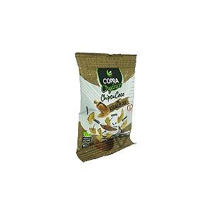 Chips de Coco Orgânico Sem Glúten Copra 20g