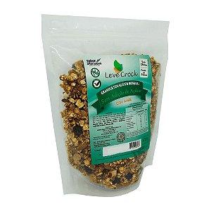 Granola Sem Glúten Integral C/ Aveia e S/ Açúcar Leve Crock 500g