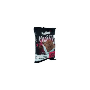 Muffin Sem Glúten Double Chocolate Belive 40g