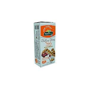 Tubete Waffer Sem Glúten com Recheio de Amendoim Natural Life 50g