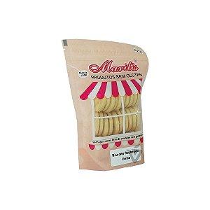 Biscoito Recheado Sem Glúten Limão Marilis 150g (Validade 07/07/2018)