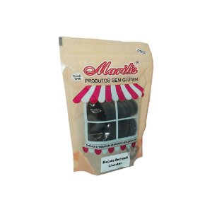 Biscoito Recheado Sem Glúten Chocolate Marilis 150g