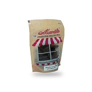 Biscoito de Chocolate com Adoçante Sem Glúten Marilis 150g (Validade 16/03/2018)