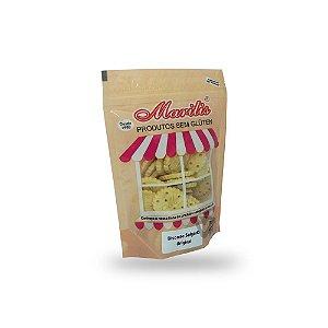 Biscoito Salgado Original Sem Glúten Marilis 150g (Validade 07/04/2018)