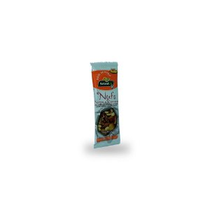 Barra de Nuts Damasco e Nozes Sem Glúten Natural Life 25g
