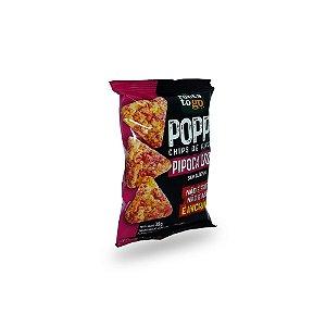 Chips de Pipoca Doce Popps Sem Glúten Roots to Go 35g