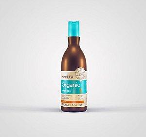 Shampoo Aloe Vera Orgânico Vanilla 250ml