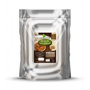 Granola sem Glúten com Quinoa Leve Crock  250g