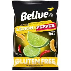 Snack Belive de Lemon Pepper 35g