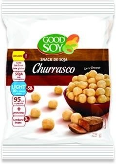 Snack Good Soy de Churrasco 25g
