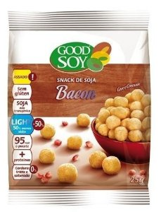 Snack Good Soy de Bacon 25g