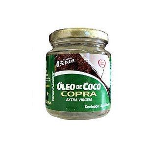 Óleo de Coco Extra Virgem Copra 200ml (Validade 21/06/2018)