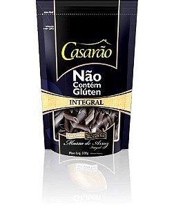 Massa de Arroz Premium Integral tipo Penne Casarão 200g