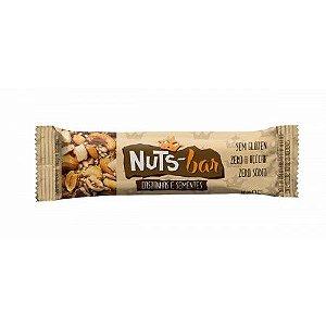 Barra de Castanhas e Sementes  Nuts-Bar 25g