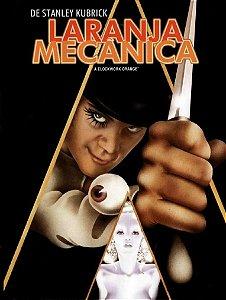 LARANJA MECÂNICA DVD