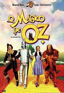 O MÁGICO DE OZ DVD