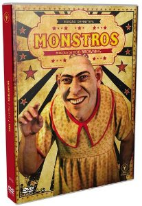 MONSTROS DVD