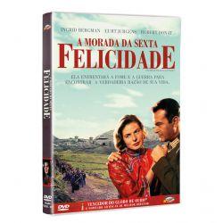 A MORADA DA SEXTA FELICIDADE DVD