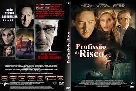 PROFISSÃO DE RISCO DVD