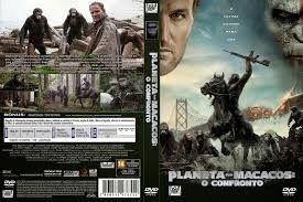 PLANETA DOS MACACOS: O CONFRONTO FINAL DVD