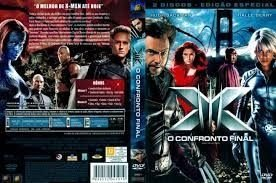 X-MEN O CONFRONTO FINAL DUPLO DVD
