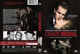 CIDADE NEGRA DVD
