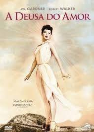 A DEUSA DO AMOR DVD