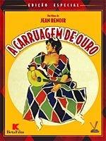 A CARRUAGEM DE OURO DVD