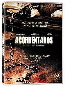 ACORRENTADOS DVD