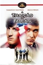 A TRAIÇÃO DO FALCÃO DVD