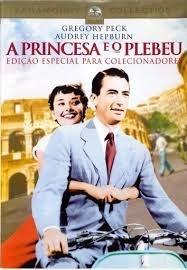 A PRINCESA E O PLEBEU DVD