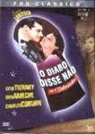 O DIABO DISSE NÃO DVD
