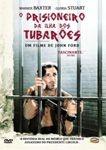 O PRISIONEIRO DA ILHA DOS TUBARÕES DVD