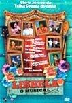 LISBELA O MUSICAL DVD