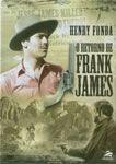 O RETORNO DE FRANK JAMES DVD