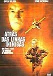ATRÁS DAS LINHAS INIMIGAS DVD